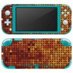igsticker Nintendo Switch Lite 専用 デザインスキンシール 全面 任天堂 専用 ニンテンドー スイッチ ライト  ゴールド ギラギラ 001947