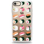 casetify CTF-2822984-298601 Delicious Sushi 〔iPhone 7用〕
