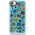 Casetify CTF-4551571-298607 MinionColor Blue〔iPhone 7/6s/6用〕