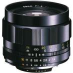 コシナ フォクトレンダー NOKTON 17.5mm F0.95 Micro Four Thirds