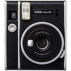 フジフイルム インスタントカメラ instax mini 40 「チェキ」 《2021年4月21日発売予定》