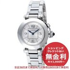 【36回無金利】 カルティエ(Cartier) ミスパシャ 〔シルバー レディース〕 W3140007 [新品] [腕時計] [並行輸入]