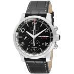 【あすつく】 【36回無金利】 モンブラン メンズ腕時計 タイムウォーカー UTC  107336