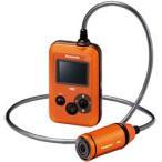 【あすつく】 パナソニック 4Kウェアラブルカメラ HX-A500-D オレンジ