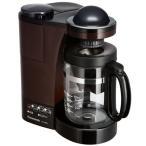 パナソニック ミル付き浄水コーヒーメーカー NC-R500-T ブラウン