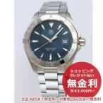 【36回無金利】 タグ・ホイヤー メンズ腕時計 アクアレーサー  WAY1112.BA0928