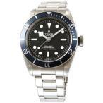 【あすつく】 【36回無金利】 チュードル メンズ腕時計 ヘリテージ ブラックベイ  79230B