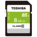 東芝 SDAR40N08G SDHCメモリカード 8GB