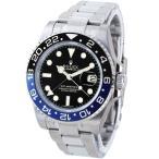 ロレックス(ROLEX) GMTマスターII 〔ブラック メンズ〕 116710BLNR [新品] [腕時計] [並行輸入]