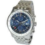 ブライトリング メンズ腕時計 ナビタイマーワールド  A242C51NP