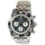 【あすつく】 ブライトリング(Breitling) クロノマット 44 〔ブラック メンズ〕 A011B67PA [新品] [腕時計] [並行輸入]