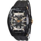 【36回無金利】 クストス(CVSTOS) チャレンジ ジェットライナー 〔ブラック メンズ〕 CVT-JET-SL-CP5N [新品] [腕時計] [並行輸入]