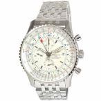 ブライトリング メンズ腕時計 ナビタイマー ワールド A242G71NP