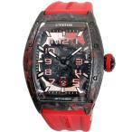 【あすつく】 【60回無金利】 クストス メンズ腕時計 チャレンジジェットライナーカーボン  CVT-JET2-SL-RED FGDC