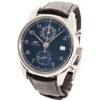 IWC メンズ腕時計 ポルトギーゼ クロノグラフ クラシック IW390303