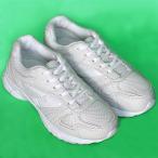 送料無料 Enist 小学校 中学通学に!ホワイトスニーカー スクールシューズ 白 運動靴 紐靴