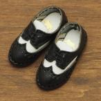 ブライスアウトフィット ウィングチップシューズF167[ブラック]/靴