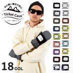 スノーボード パスホルダー リフト券入れ パスケース チケット入れ メンズ レディース スキー ウィンタースポーツ  snj-99