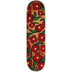 """特別価格Krooked Team Wild Style Flowers Skateboard Deck - 8.25""""好評販売中"""