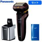 セット パナソニック メンズシェーバー ラムダッシュ 5枚刃 ES-LV7D-T  洗浄充電器専用洗浄剤 ES-4L03 ES-LV7D-T-ES-4L03