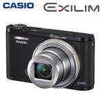 ショッピングHIGH カシオ コンパクトデジタルカメラ ハイスピード エクシリム EX-ZR4100 ブラック EX-ZR4100BK HIGH SPEED EXILIM【80サイズ】