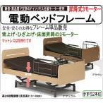 昇降式 電動ベッドフレーム 3モーター (レクシオ) マット別売り gn364ft-3up-frame