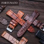 ���� �٥�� �ӻ��� �Х�� FORTUNATO �ե���ȥ��ʡ��� Croco �����ꥢ��쥶�� ���� ������ �� ��� 18/20/22/24mm ������������å�