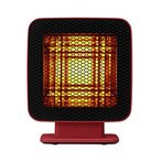 ±0 Reflect Heater XHS-Z310 プラスマイナスゼロ リフレクトヒーター レッド