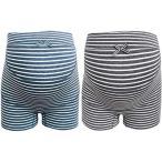 妊婦帯 パンツ マタニティガードル 2枚入 妊婦帯ガードル 産前ガードルタイプ パンツスタイプ おなからくらく妊婦帯パンツ 妊娠パンツ 下着