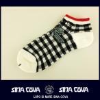 シナコバ/2017新作 キャラクター スニーカーソックス(くるぶし・ショート) SINA COVA  メンズ靴下 so17177460-92