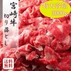 頸部 - 宮崎牛ギガ盛り切り落とし 3000g