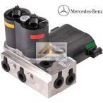 【M's】W220 ベンツ AMG Sクラス(1998y-2005y)純正品 ABCプレッシャーバルブ ユニット//正規品 ABCプレッシャーバルブブロック