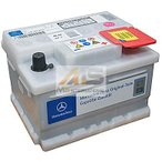 【M's】R230 ベンツ AMG SLクラス(02y-11y)純正品 サブバッテリー 12V(35AH)//正規品 スターターバッテリー 230-541-0001 2305410001