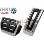 【M's】VW ポロ POLO(6C)純正品 ペダルセット//DSG専用 正規品 アクセルペダル ブレーキペダル 251140