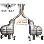 【M's】BENTLEY コンチネンタルGT V8 GTC V8 純正 スポーツマフラー ベントレー スポーツエキゾーストマフラー 高品質 最安値 エムズ