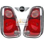 【M's】R50 R52 R53 BMW ミニ RA16/RE16(01y-06y)純正品 テールランプ 左右//正規品 MINI ワン クーパー クーパーS 6321-7166-957 6321-7166-958