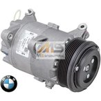 【M's】BMW R50 R52 R53 ミニ クーパー(S) ワン 1.4i 1.6i DELPHI製 A/C エアコン コンプレッサー(Oリング2個付)//OEM 6452-6918-122 64526918122 新品