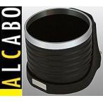 【M's】レクサス LS 40系 LS460/LS600h/hl USF4#/UVF4#  ALCABO ドリンクホルダー ブラック リング タイプ AL-T103BS アルダックス LEXUS  エムズ 新品
