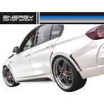【M's】 BMW 3シリーズ F30(2012.1-)リア オーバー フェンダー 左右 FRP / ENERGY MOTOR SPORT エアロ // エナジー モーター スポーツ