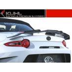 【M's】 マツダ ロードスター ND5 スワンネック GT ウイング KUHL RACING エアロ // リア ウィング/クール レーシング/MAZDA ROADSTER ND 5