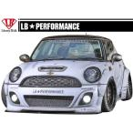 【M's】 MINI R56 LB☆STANCE WORKS フルエアロ 8点 ワイドボディキット//BMW ミニ クーパー Cooper LB☆PERFORMANCE Complete Body kit FRP リバティウォーク