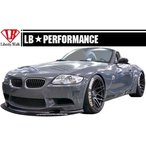 【M's】 BMW Z4 (E85/E86)  LB☆WORKS フル エアロ 4点 ワイドボディキット // LB PERFORMANCE パフォーマンス / Complete Body kit FRP リバティウォーク