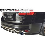 【M's】 スバル レヴォーグ リア アンダー スポイラー / ROWEN / ロウェン エアロ // PREMIUM Edition / SUBARU LEVORG VM4 VMG 1.6 2.0 / 1S005P00