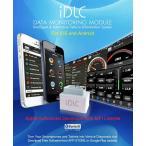 【M's】iDLC データ モニタリング モジュール スマートフォン対応//アイドルモード/クルーズモード/スポーツモード/パフォーマンスモード 故障診断