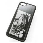 iPhone7ケース「BMC モーリス ミニクーパー」切り絵デザイン ブラックアルマイト[CI7-023][M便1/3]