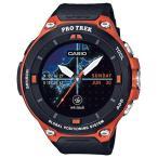 スマートウオッチ カシオ プロトレック スマート PRO TREK Smart 腕時計 メンズ ウオッチ スマート アウトドア ウオッチ WSD-F20-RG 国内正規品 送料無料