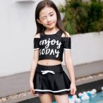 水着 キッズ 女の子 セパレート 子供 ジュニア みずぎ 女児用 温泉 スイムウェア セクシー 海 ビーチ 温泉 レッド ブラック ピンク 80 -160cm