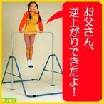 SGマーク取得済!!福島発條製作所 New折りたたみ 子供用健康鉄棒 FM-1534