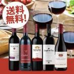 赤ワインセット / エノテカ売れ筋赤ワイン5本セット RC9-1 / 750mlx5 / 送料無料