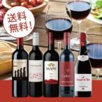 赤ワインセット / 超売れ筋赤ワイン5本セット RC1-1 / 750mlx5 / 送料無料